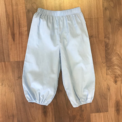 Stitchy Fish Boys Bloomer Pant-Blue Corduroy