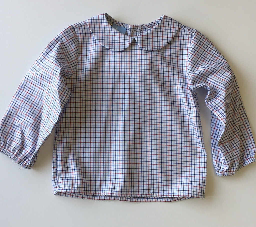 Bella Bliss Ridgley Plaid Thomas Shirt