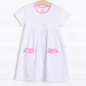 Pinkalicious Dot Dress