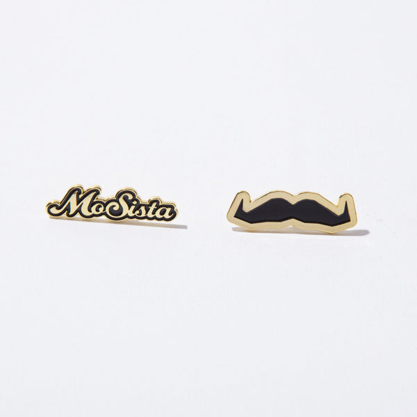 Proud Mo Sista Pin Set