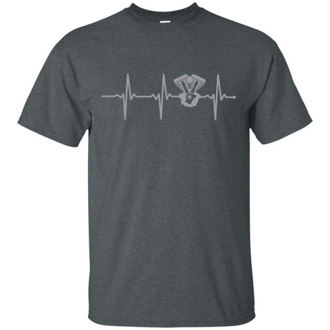 V-Twin Makes My Heart Pound - T-shirt