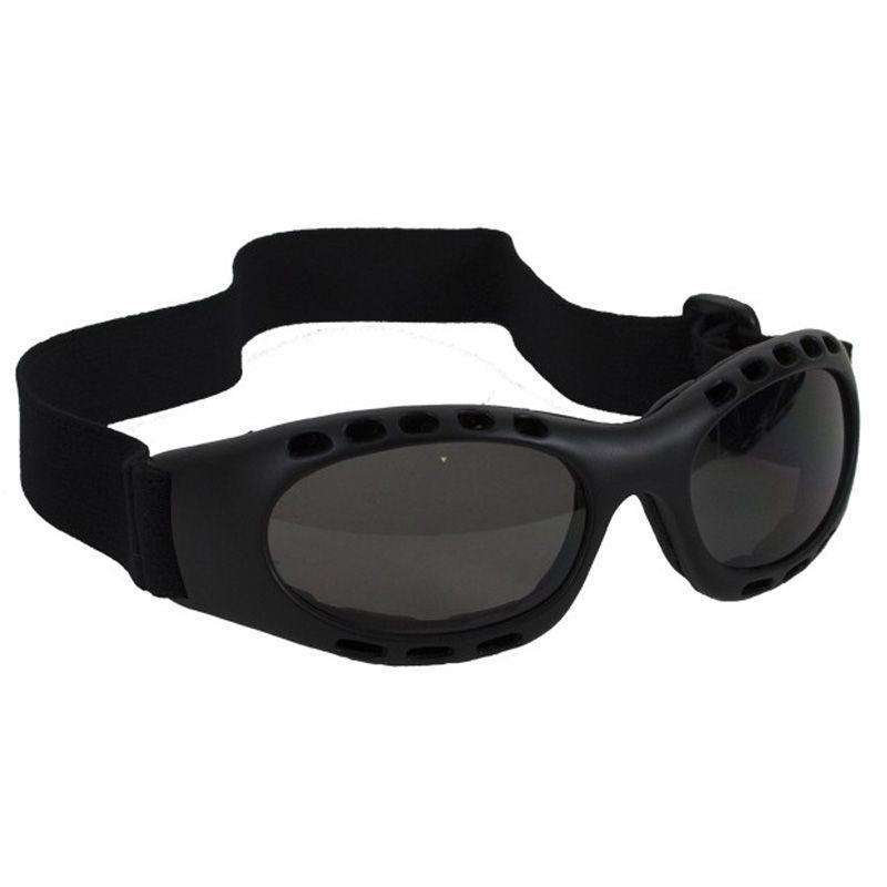 Goggles with Smoke Lenses