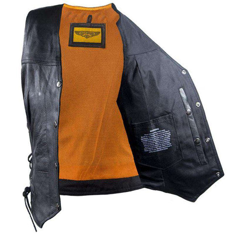 Women's Biker Vest - The Sovereign