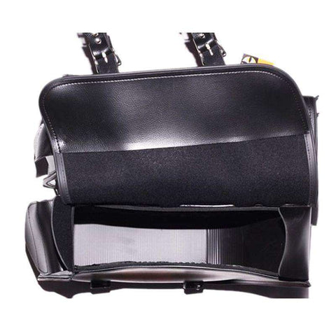 Motorcycle Saddlebag - Slant-Ride