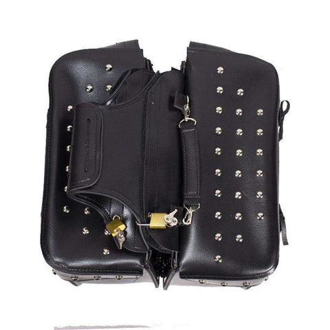 Motorcycle Saddlebag - The Stud-Saddle