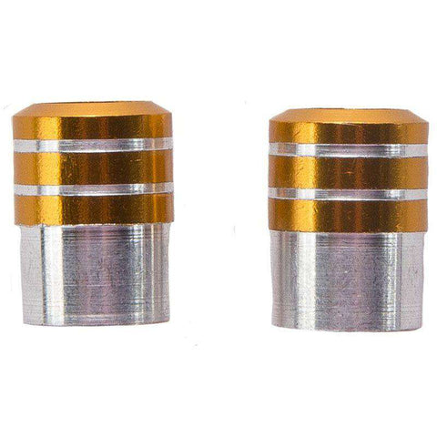 Tire Valve Stem Caps - Bullet Shell