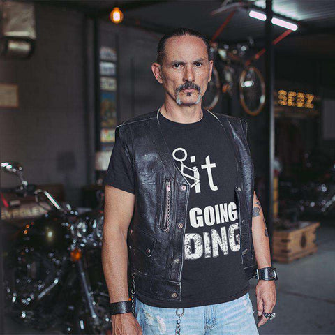 F it I'm Going Riding - T-shirt