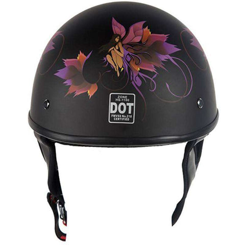 Helmet - Lo-Profile Flower Fairy Helmet
