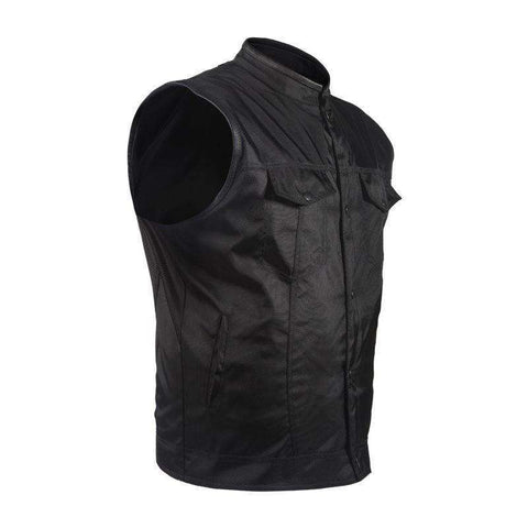 Motorcycle Club Vest - Textile