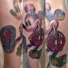 Ride Ink Mickey