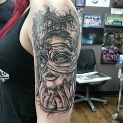 Brendon Crossroads Tattoo Glendale
