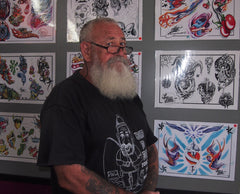 Lance owner of Crossroads Tattoo