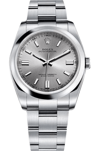 Rolex - Oyster Perpetual Steel - Luxury Watch Rental