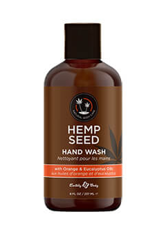 HEMP SEED HAND WASH - 8oz - E1Body & Soul