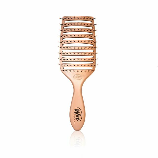 EPIC PROFESSIONAL QUICK DRY BRUSH - HEAT RESISTANT - Gold - E1Body & Soul