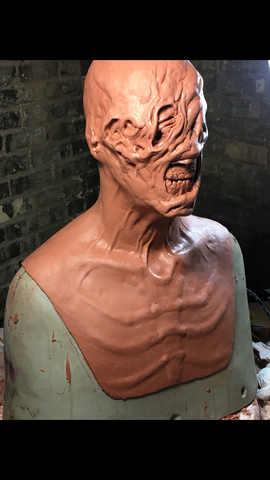 The Lamentations Silicone Mask