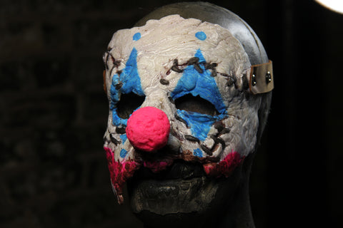 IN STOCK - The Remnant Silicone Mask - UV Blue