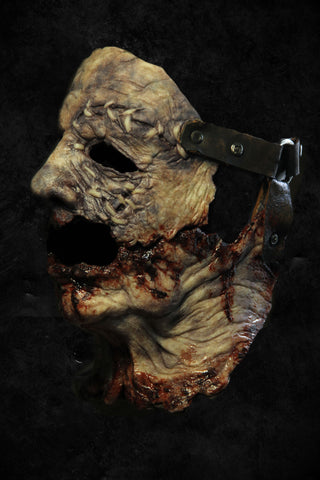 IN STOCK - Custom Full Remnant Silicone Skin Mask
