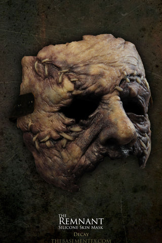 "IN STOCK - The Remnant Silicone Skin Mask ""Decay"""