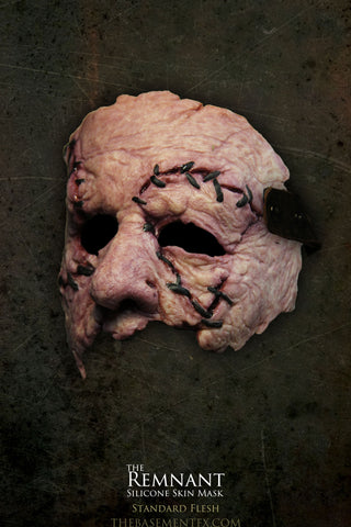 IN STOCK - The Remnant Silicone Mask - Standard Flesh