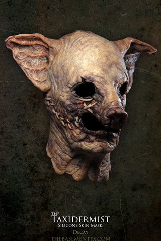 The Taxidermist Silicone Mask