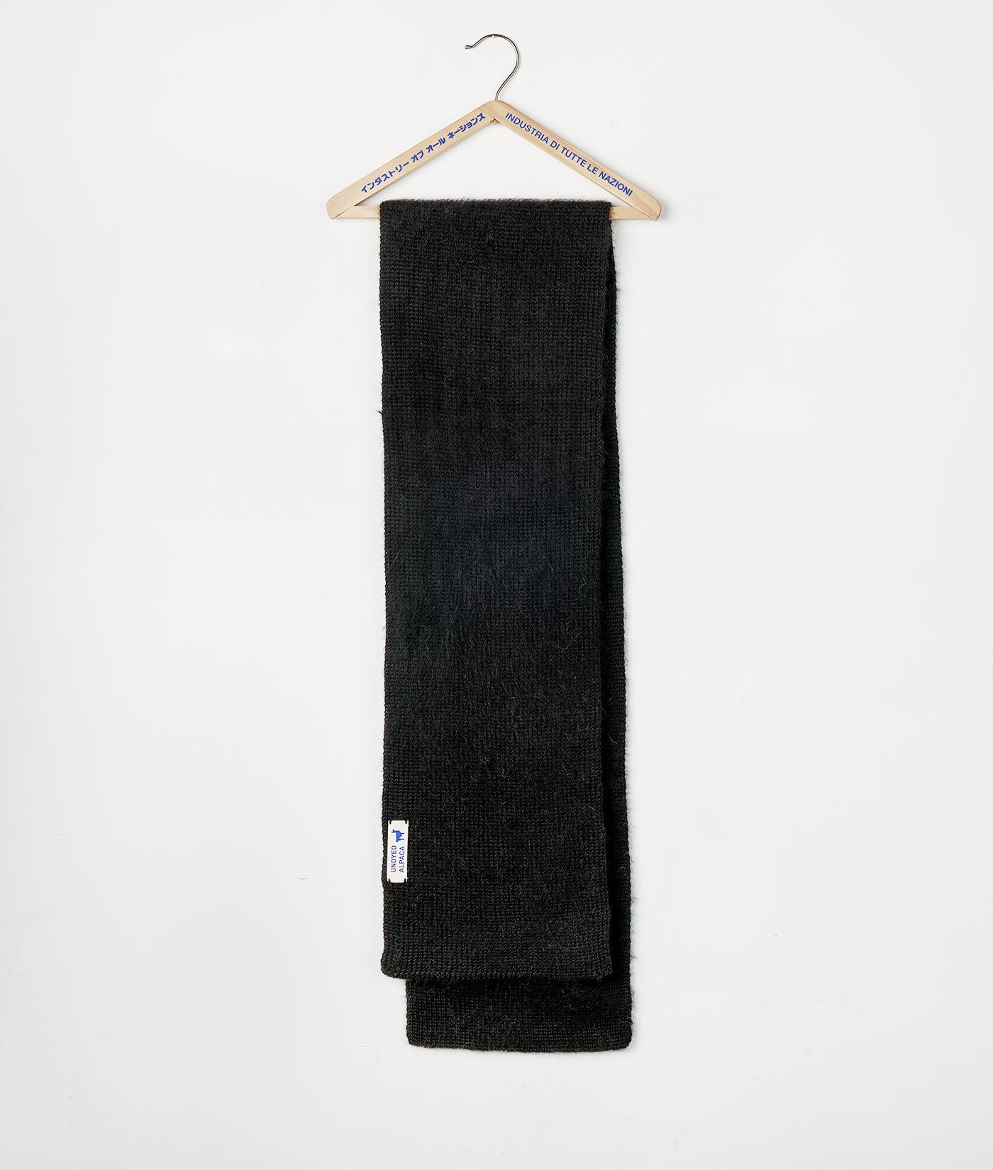 Industry of All Nations Alpaca Wool Scarf
