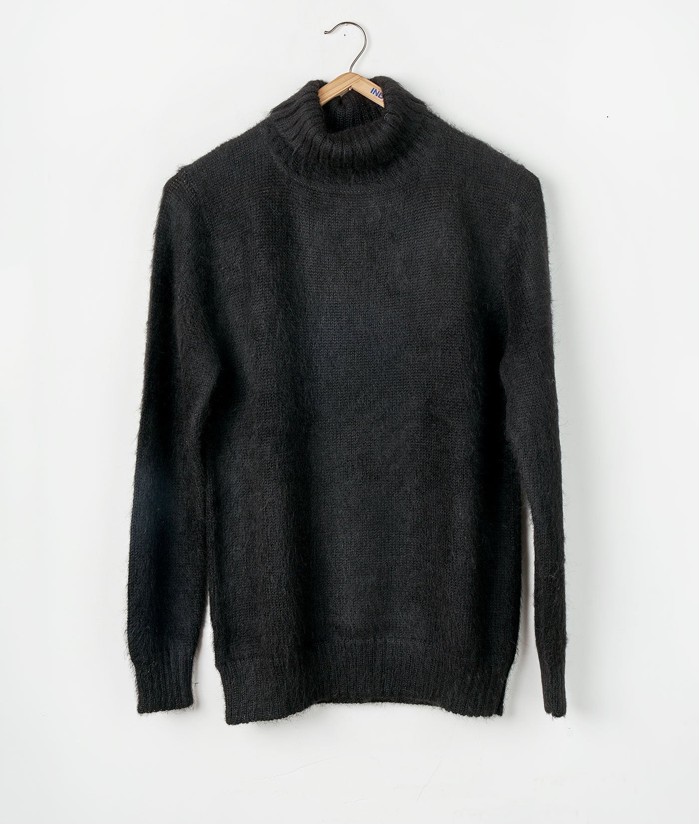 Industry of All Nations Alpaca Turtleneck Knit Sweater