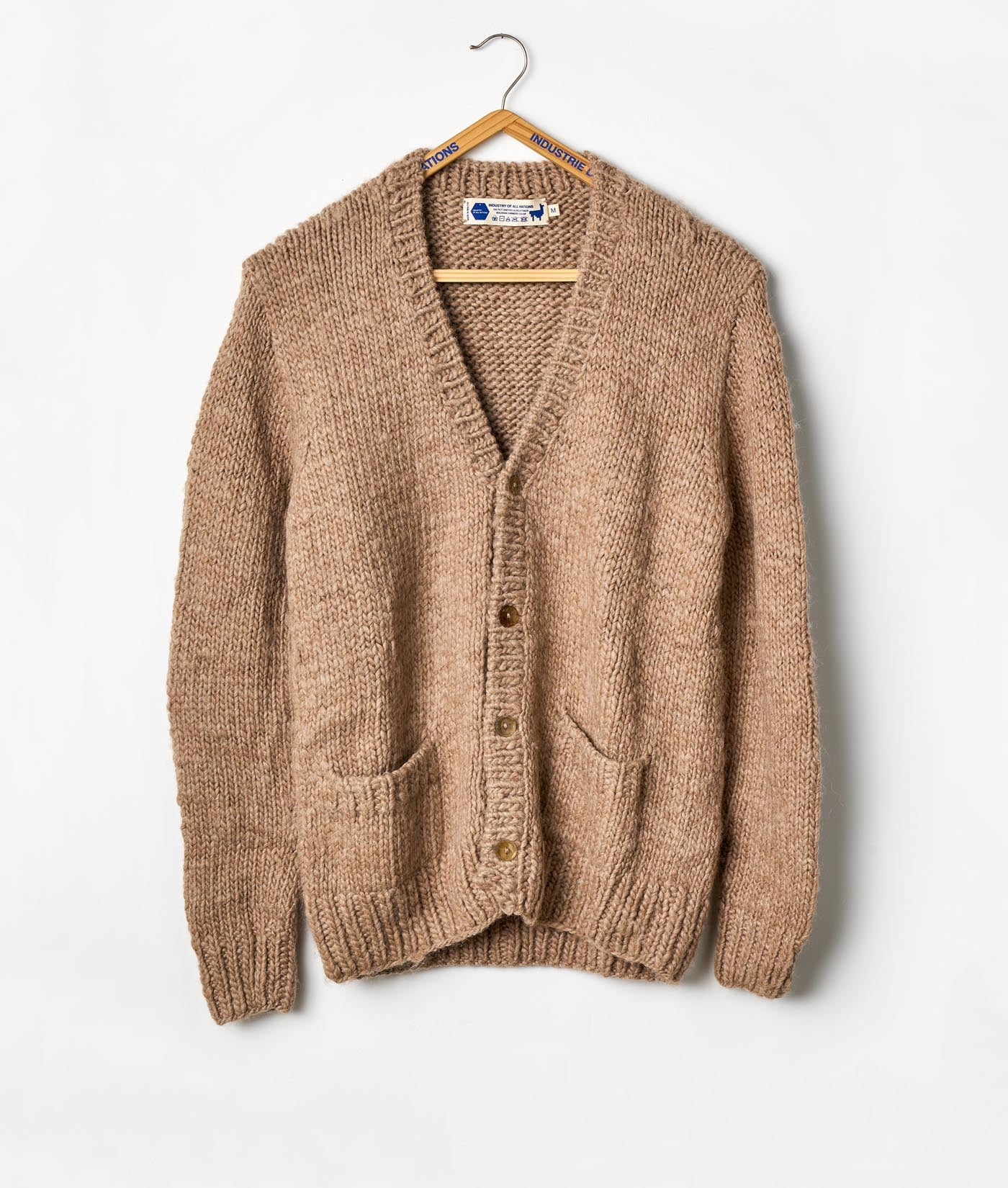 Industry of All Nations Topo Hand Knit Cardigan