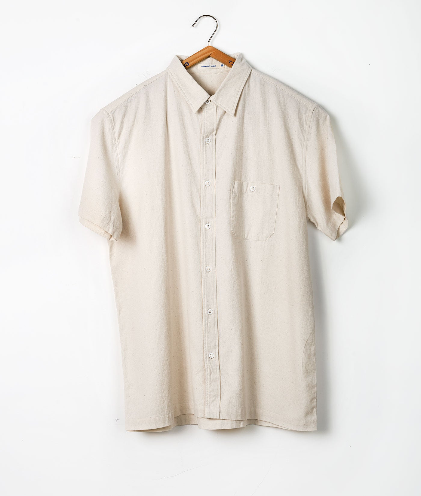 Classic Madras Shirt - Heavy Short Sleeve