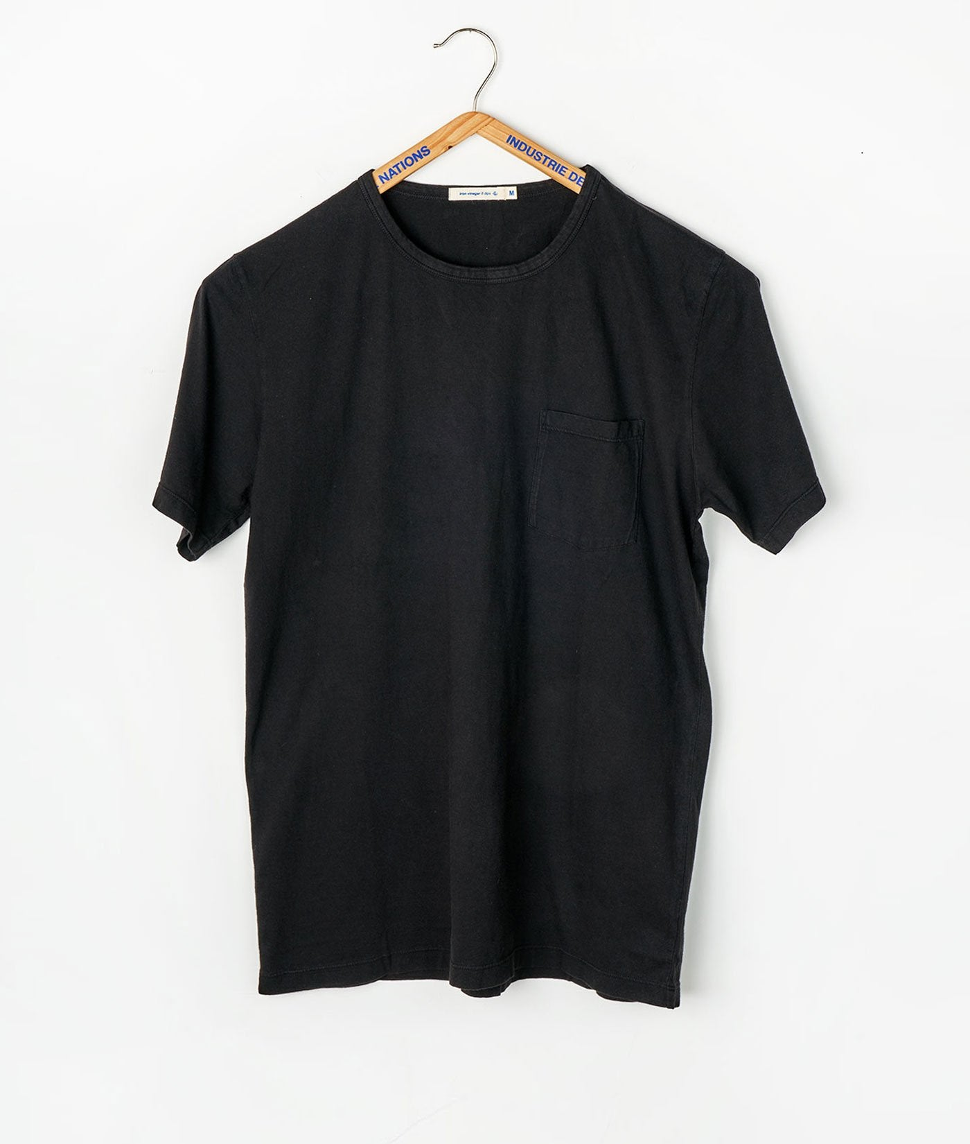 Clean Crewneck Pocket T-shirt