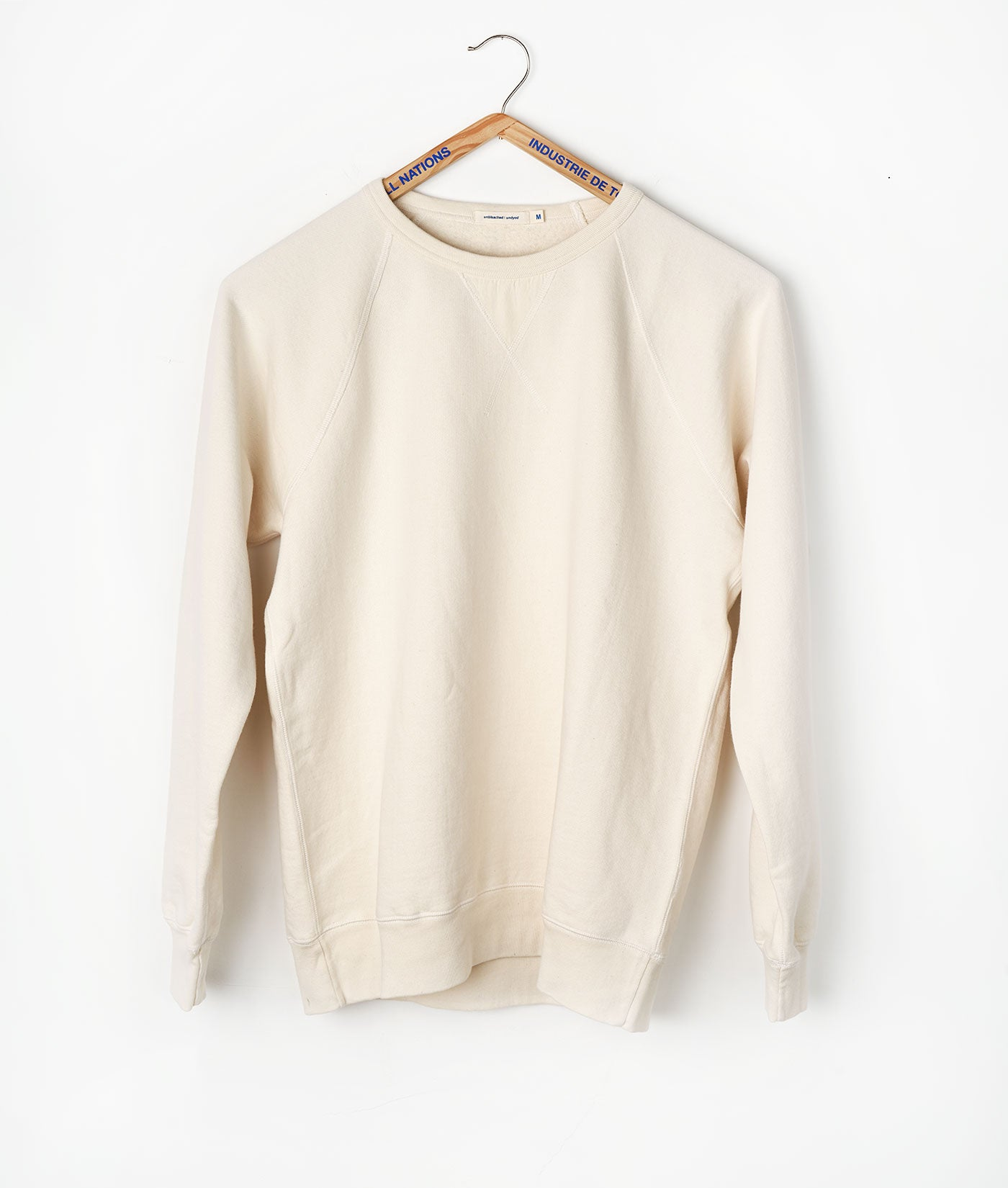 Clean Crewneck Sweatshirt
