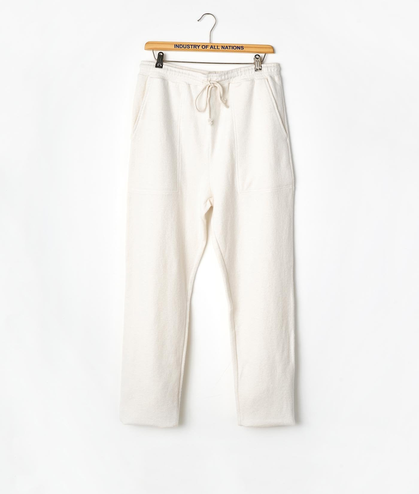Fleece Sweat Pants - Reversed