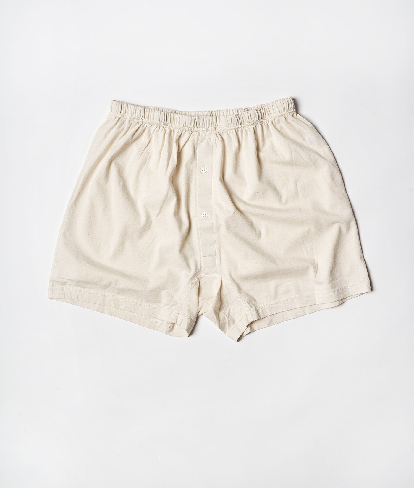 Industry of All Nations Organic Cotton Underwear Natural
