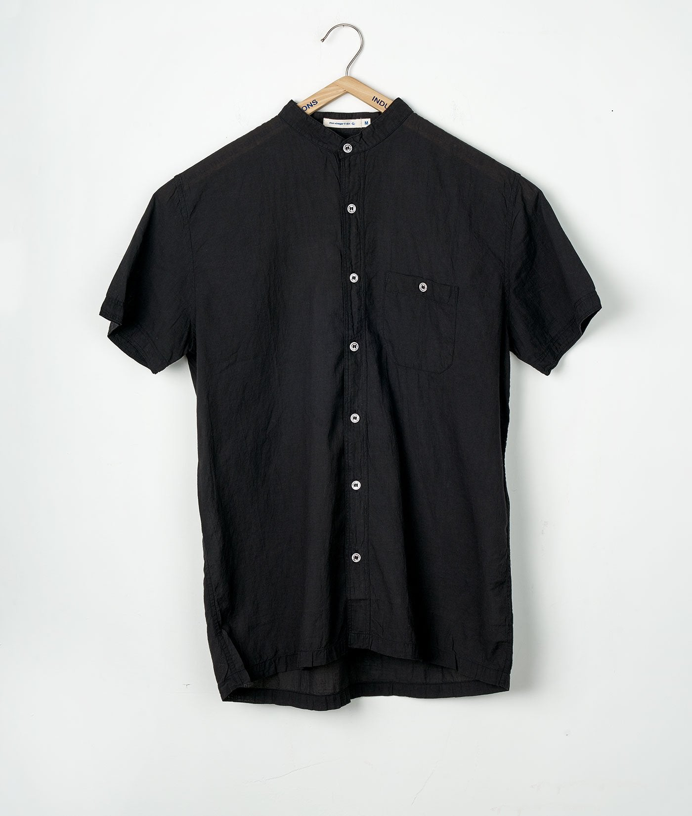 Industry of All Nations Lightweight Sheer Button Down Shirt