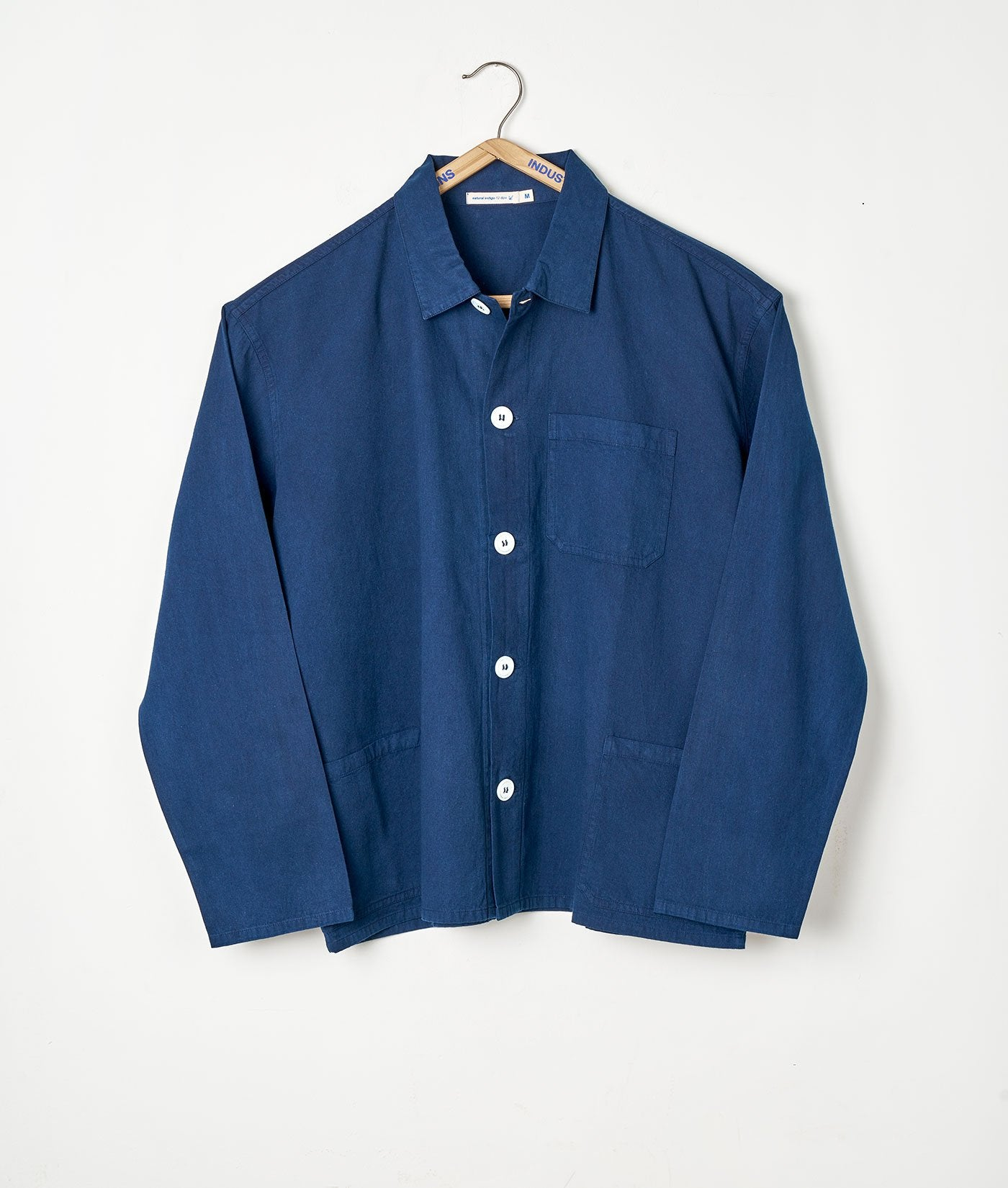 Industry of All Nations Cotton Twill Utility Jacket