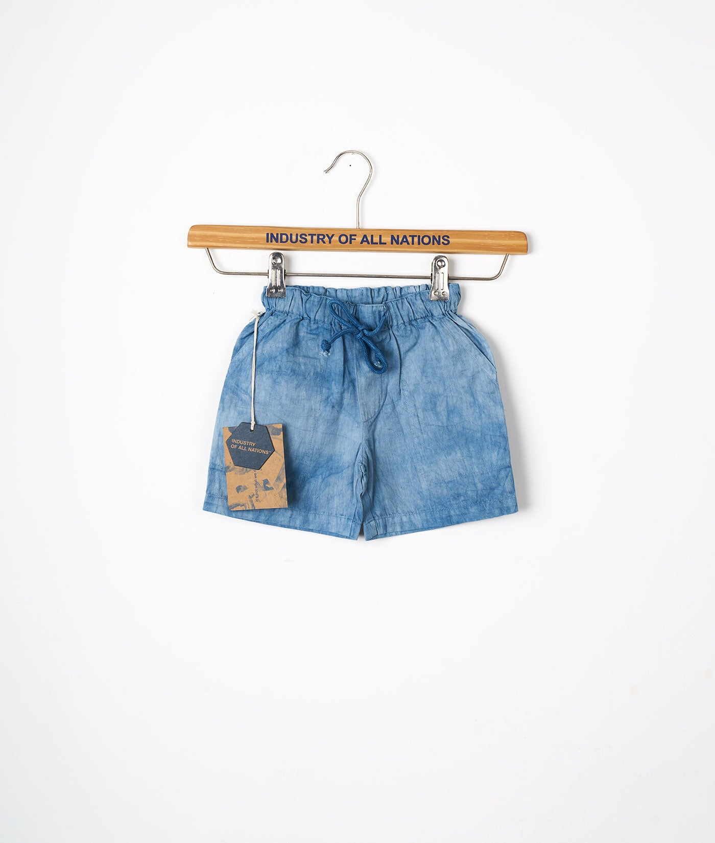 Kids Ponja Drawstring Shorts