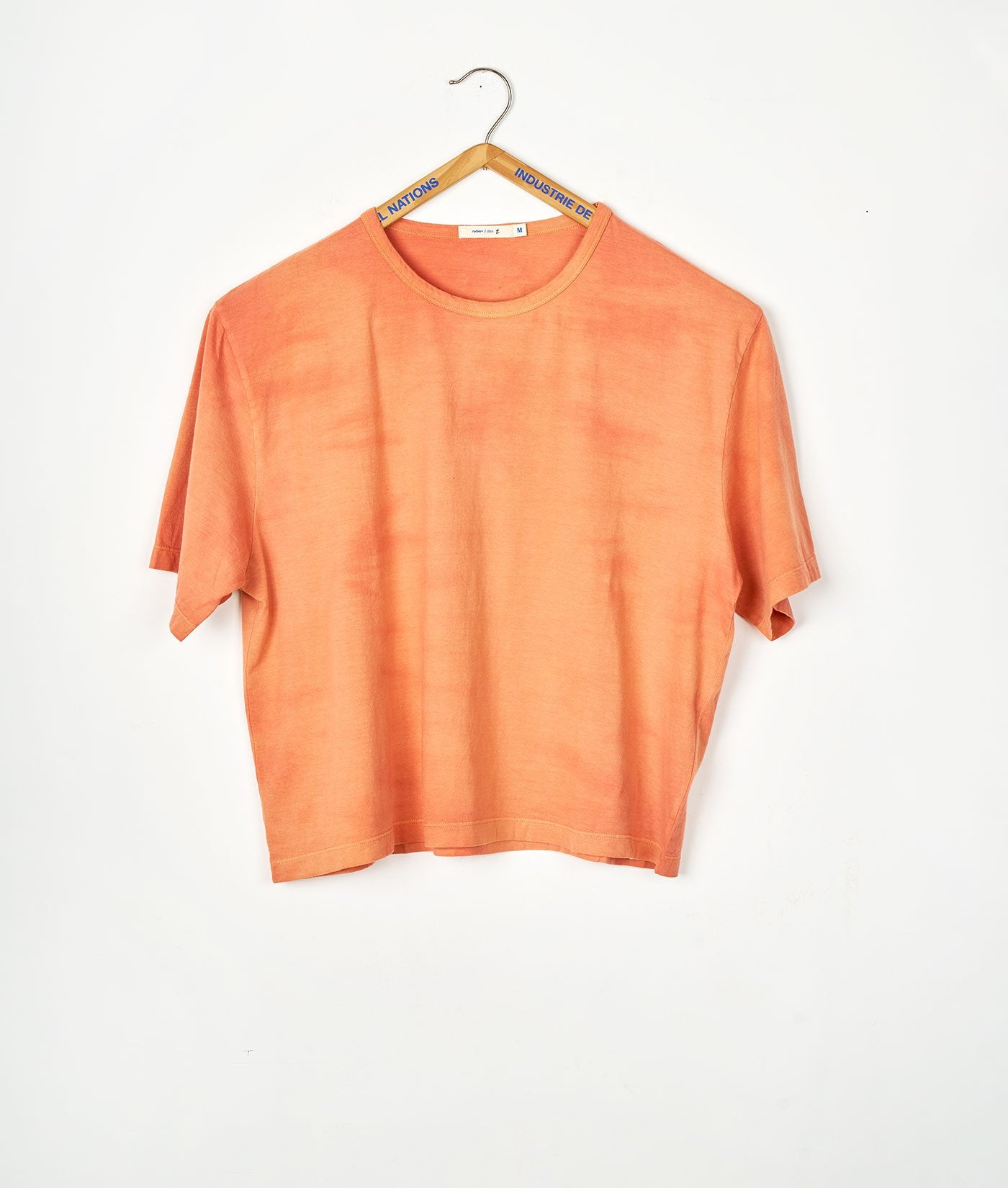 Clean Cropped T-Shirt