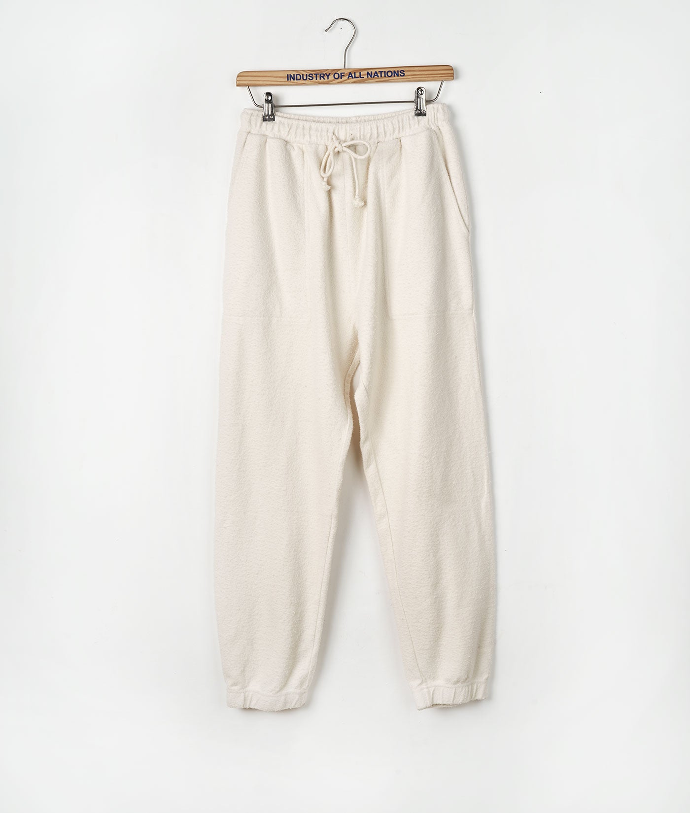 Industry of All Nations Organic Cotton Fleece Sweatpants