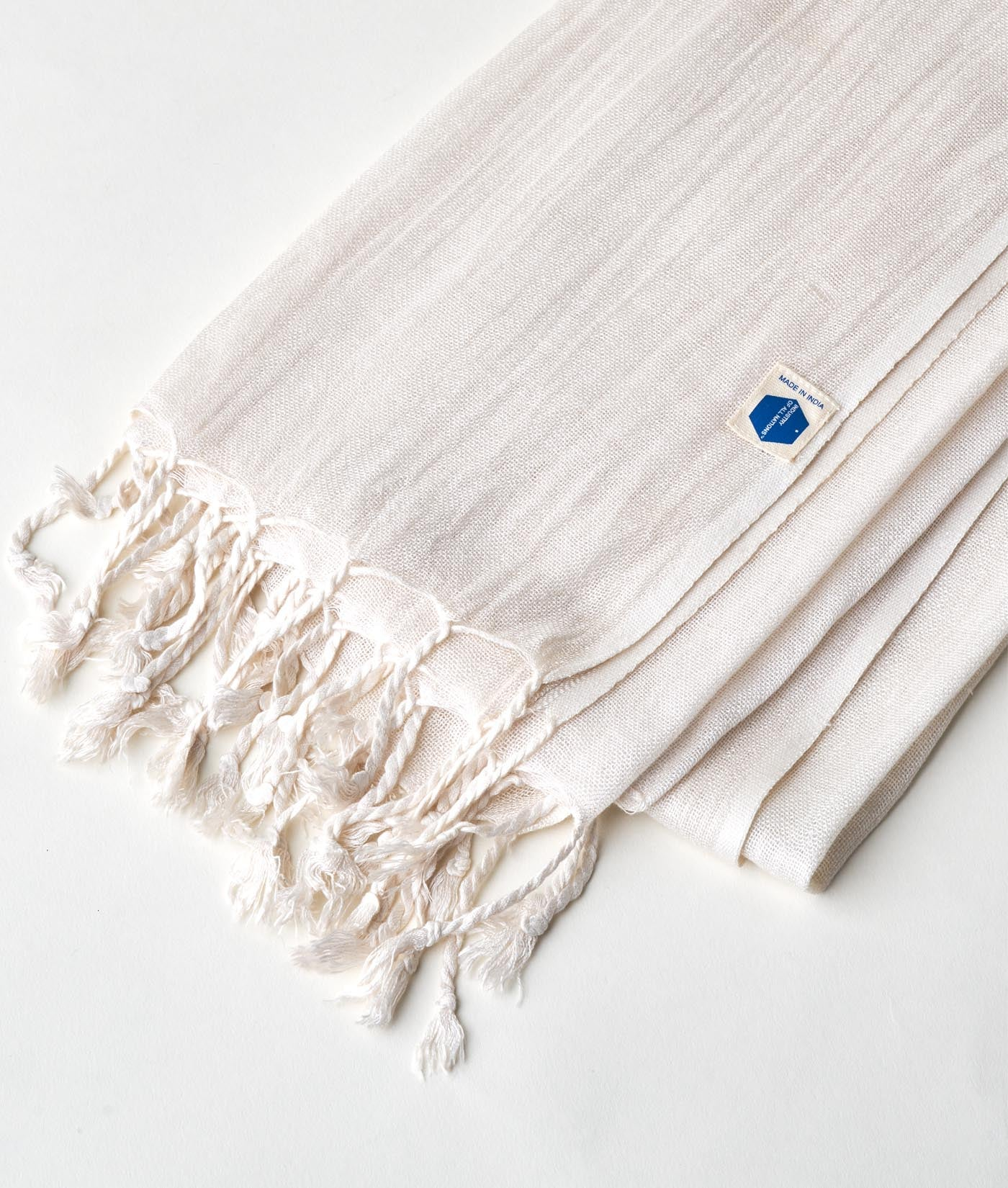Silk + Cotton Scarf