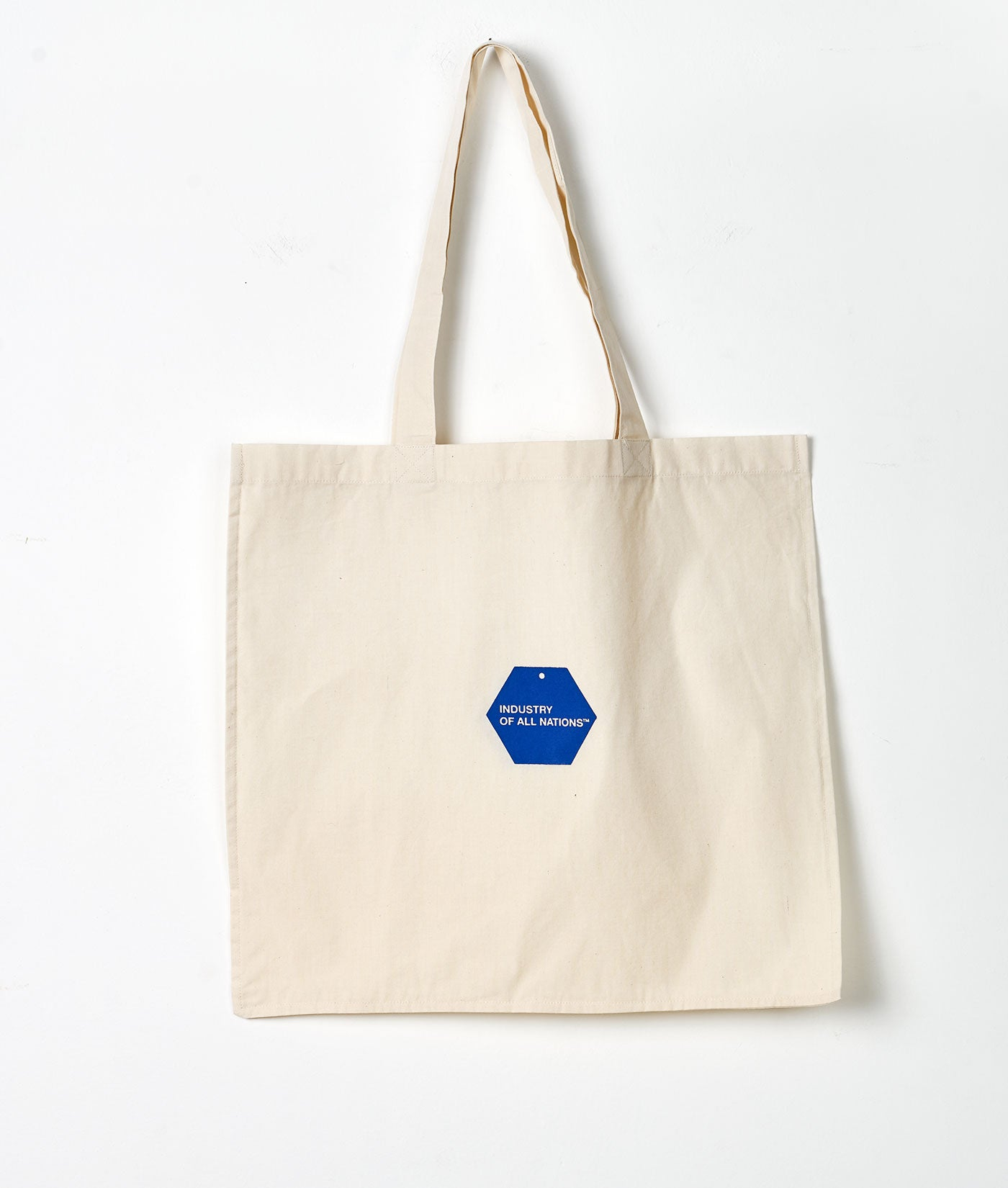 Industry of All Nations Sustainable Organic Cotton Tote Bag
