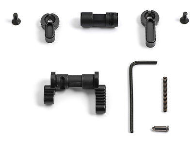 Short Throw Defense Package AR-15 Ambi Safety Selector .223/5.56 BLK