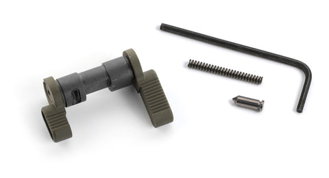Short Throw Defense Package AR-15 Ambi Safety Selector .223/5.56 FOL