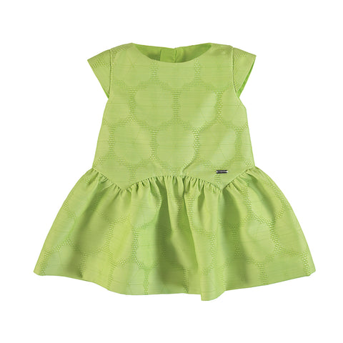 Mayoral Baby Girl Pistachio Dress