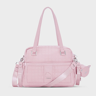 Mayoral Girl's Pink Padded Changing Bag