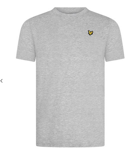 Lyle and Scott Grey Tee Shirt