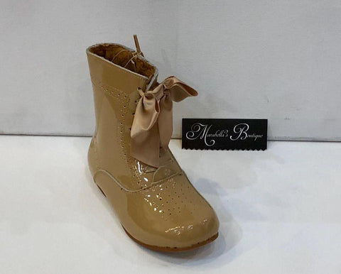Couche Tot Camel Boots