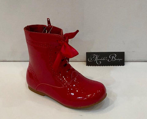 Couche Tot Red Boots