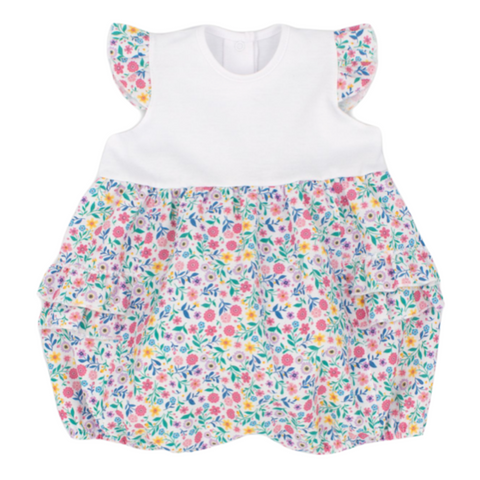 Rapife Baby Girl's Floral Romper