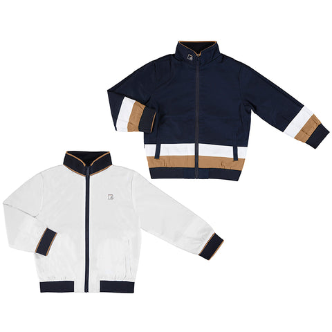PRE ORDER Mayoral Boy's Reversible Jacket