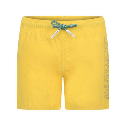 Napapijri Yellow Swim Shorts